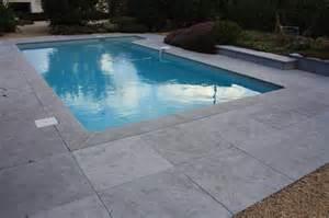 margelle bleue chinoise margelle de piscine
