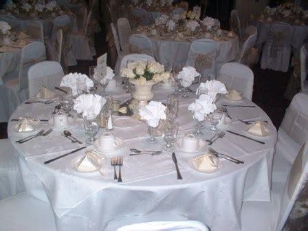 banquet table setup banquet table setup dekor indonesia