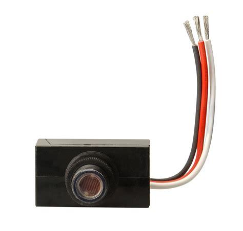 Light Sensor Outdoor Woods 59408 Outdoor Hardwire Post Eye Light With