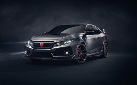 Hd Car Wallpapers 2017 by 2017 Honda Civic Type R 2 Wallpaper Hd Car Wallpapers