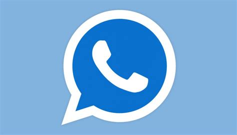 Modified Whatsapp Apk by Whatsapp Blue Edition 1 2 Mod Apk Available
