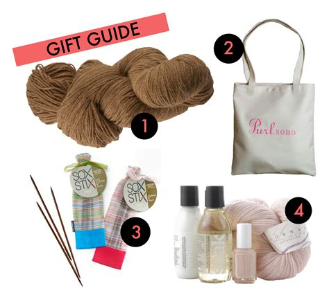 knitting gift ideas for knitters purl soho knit york city