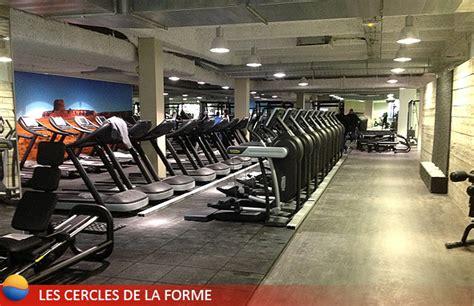 evolution des travaux nouvelle salle de sport cercle