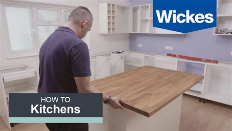 how do you build a kitchen island how to build a kitchen island with wickes