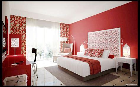 decoração de quarto de casal na cor vermelho cores para quarto de casal fotos dicas