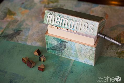 how to make a memory card memories saved in seconds keep a memory box