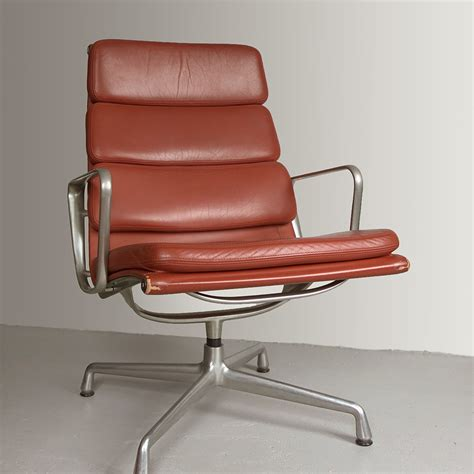 Eames Soft Pad Lounge Chair by Vitra Eames Ea 216 Soft Pad Chair