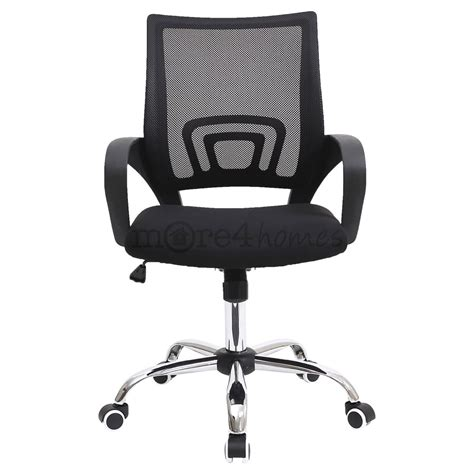 metro office furniture metro mesh office chair medium back with armrests computer