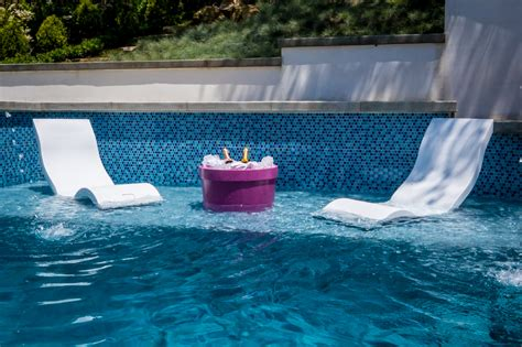 Water Chair by Ledge Lounger The Ultimate In Water Pool Furniture