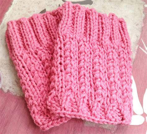 knit boot cuff patterns taveren farm boot cuff boot knitting pattern