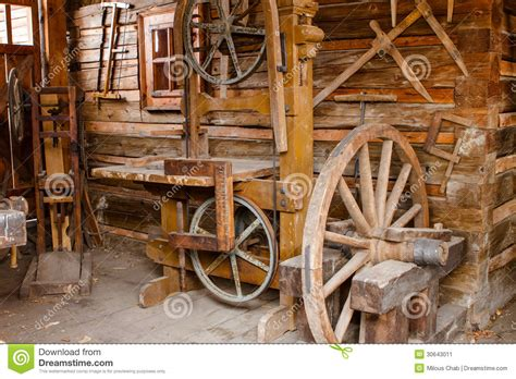 ancient woodworking woodworking tools stock image image 30643011