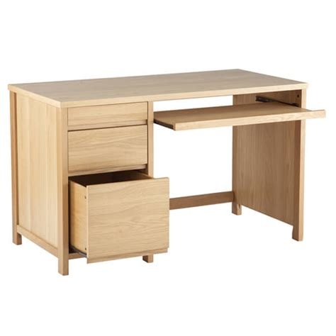 simple writing desk wooden writing desk by furniture factory