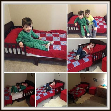 bed for a toddler a bed for a boy crib to toddler bed transition