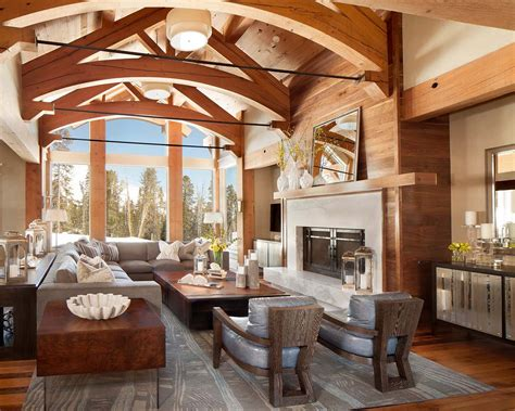 interior design mountain homes fabulous mountain house with modern touches in big sky montana