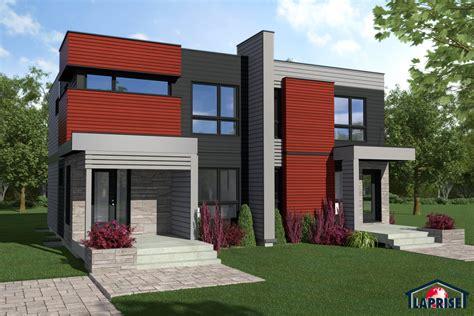 Bungalow Floor Plans Canada designer zen amp contemporary semi detached homes