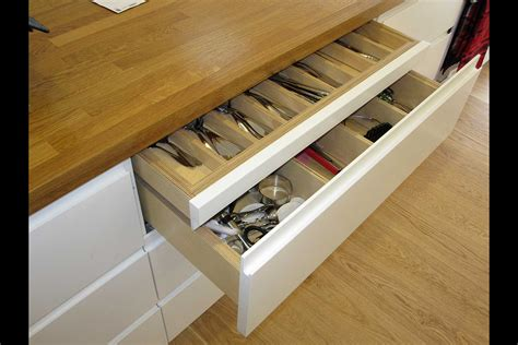 how to make pull out drawers in kitchen cabinets fabulous wooden countertops for white kitchen cabinetry