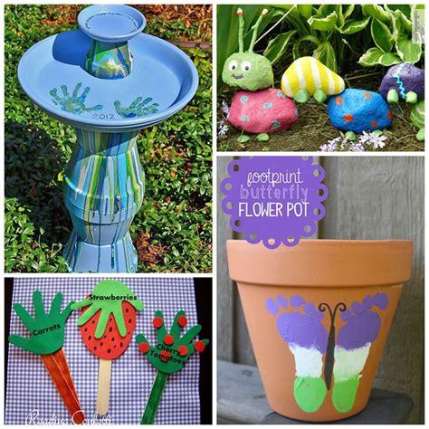 outdoor crafts 1000 ideas about garden crafts on garden
