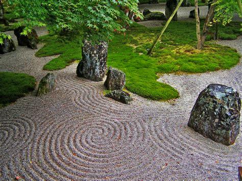 zen rock garden scm japanese rock garden giardino zen 枯山水