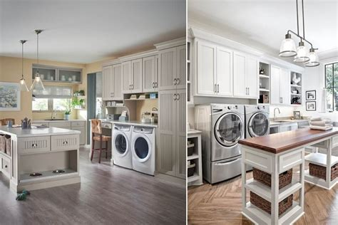 storage solutions laundry room 15 laundry rooms with clever storage solutions