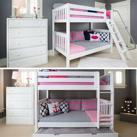 bunk beds for rooms best bunk bed rooms for or triplets maxtrix