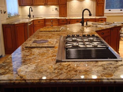 kitchen granite countertops 10 types of kitchen countertops buying guide