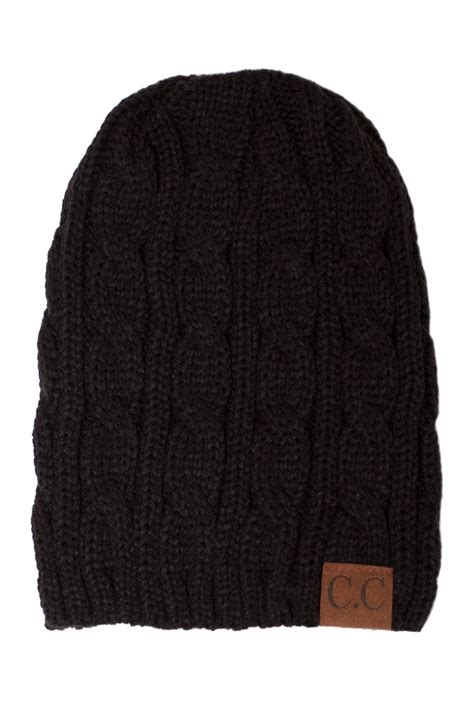 cable knit beanie c c cable knit beanie from philadelphia by may 23