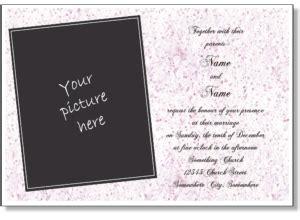 how to make e invitation card printable wedding invitations free wedding