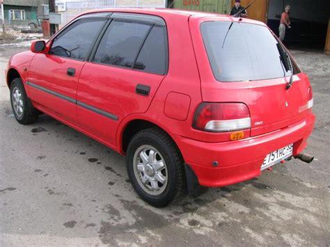 Daihatsu Charade For Sale by 1995 Daihatsu Charade For Sale 1 5 Gasoline Manual For Sale