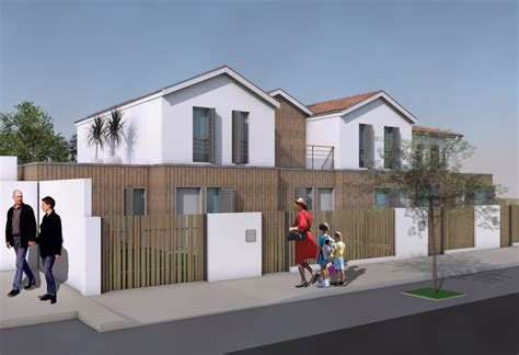 les maisons d ar 232 s gt par atelier up architecture