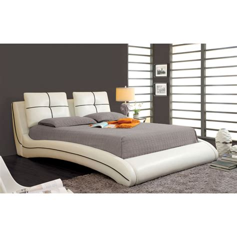 white size bed ourem california king size bed white finish