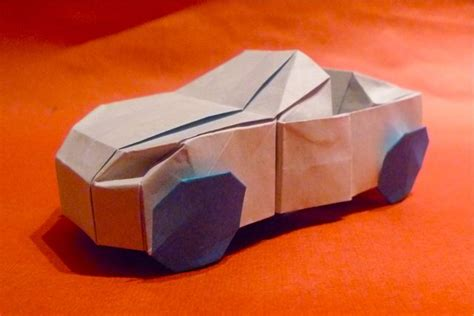 car origami cool origami car 2016