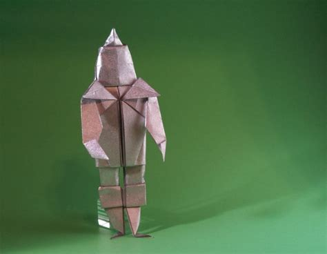 origami armor dragons witches and other creatures in origami