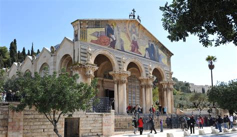 Wo Liegt Der Garten by Kirche Der Nationen Liegt Im Garten Gethsemane Foto