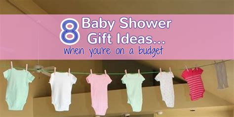 gift on a budget 8 affordable cheap baby shower gift ideas for those on a