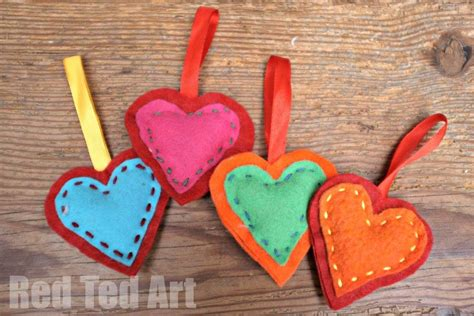 craft gifts for to make felt ornament craft gifts can make