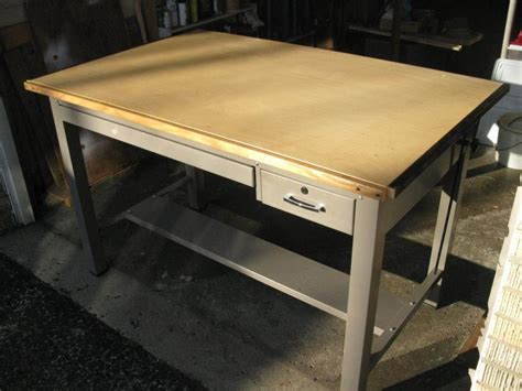 used drafting table used drafting tables sale used desks for sale in nyc