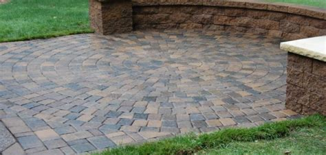 how to install a paver patio how to install a paver patio