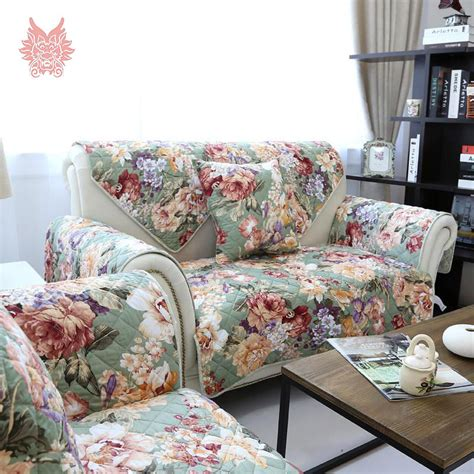 floral sofa slipcovers floral slipcovers 28 images blue floral flower jersey