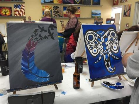 paint with a twist east colorado springs are a blast foto di painting with a