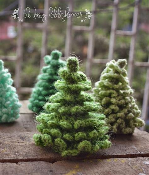 small tree pattern the lazy hobbyhopper crochet tree free pattern