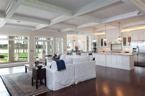 Kitchen Islands With Drop Leaf open floor plans a trend for modern living the