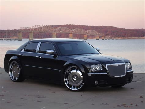 2005 Chrysler 300 Tire Size by Chrysler 300 Custom Wheels 24x Et Tire Size R24 X Et