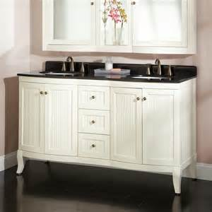 white vanities bathroom 60 quot palmetto white vanity set new vanities