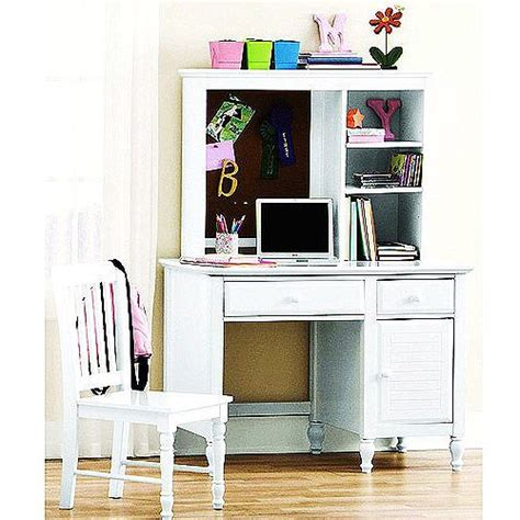 collection desk with hutch and chair collection desk with hutch and chair value bundle white