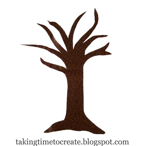tree brown tree trunk clipart outline clipartsgram