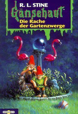 Die Rache Der Gartenzwerge by Buch G 228 Nsehaut Band 34 Die Geisterschule R L Stine