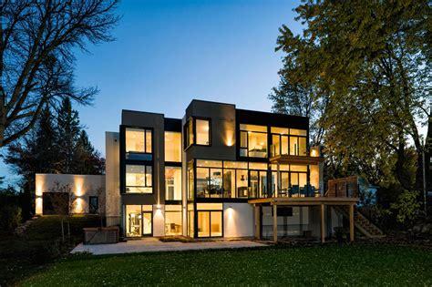 home design ottawa ottawa river house by christopher simmonds architect