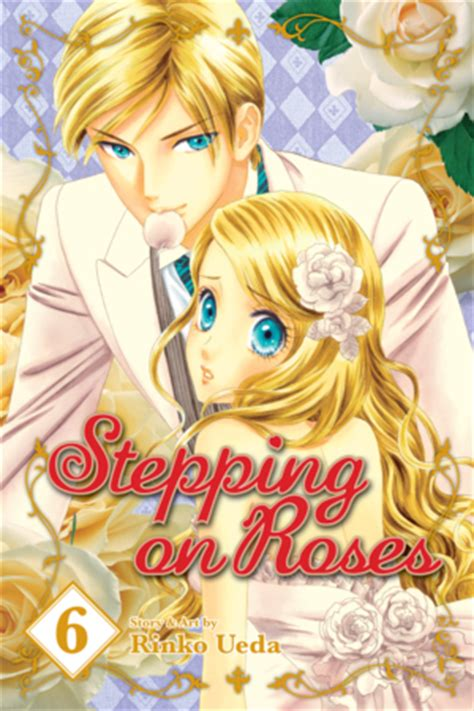 stepping on roses stepping on roses vol 5 viz