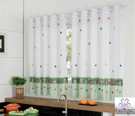 design kitchen curtains 25 modern curtains designs for more look decorationy