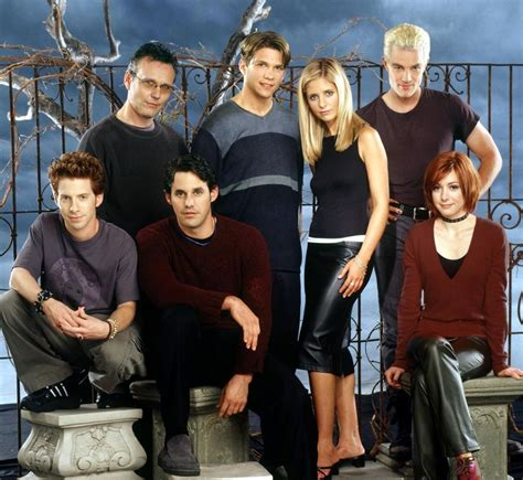 Gilles And Four Other Characters favorite buffy cast ensemble not nessecarily in the